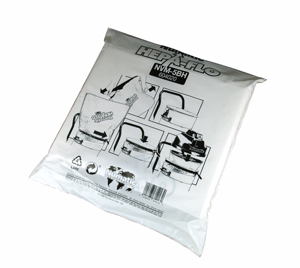 NVM5BH Numatic Vacuum Bags Hepa-flo (Box of 10)