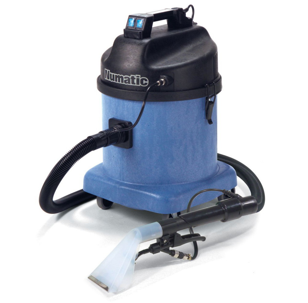 Cleantec Extraction wet/dry Vacuum CT570-2 (single motor)