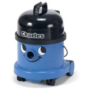 Charles Wet & Dry Vacuum CVC370-2 BLUE