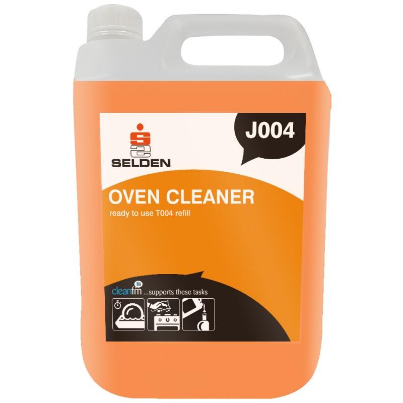 Selden Oven Cleaner 5 litre