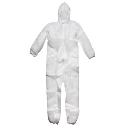 Disposable Coveralls LARGE