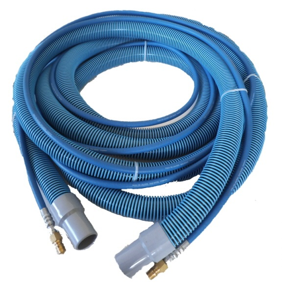 Vacuum & Solution Hose Assembly 15ft