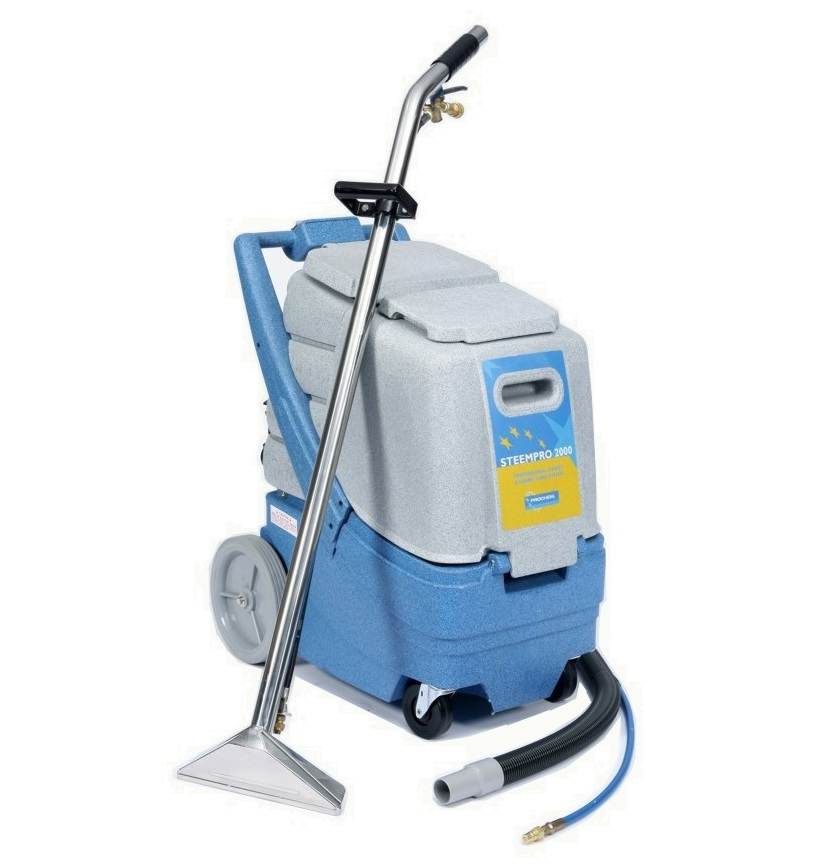 Steempro-2000-Powerflo--single-vac--with-on-site-warranty