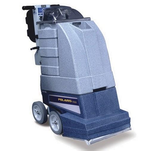 Polaris 700 upright power brush carpet machine with warranty
