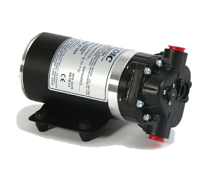 Diaphragm Pump, 80 psi 230V