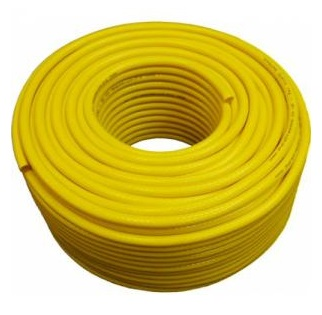 6mm Streamline® Microbore Hose Yellow - priced per 100m
