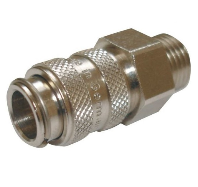 26 Series Female Connector - 1/2 inch male thread