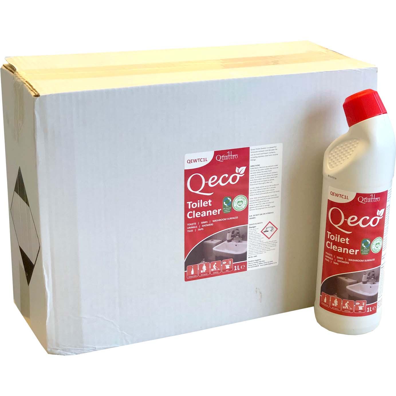 Quattro-Q-Eco-4-way-Toilet-Cleaner-10x1litre