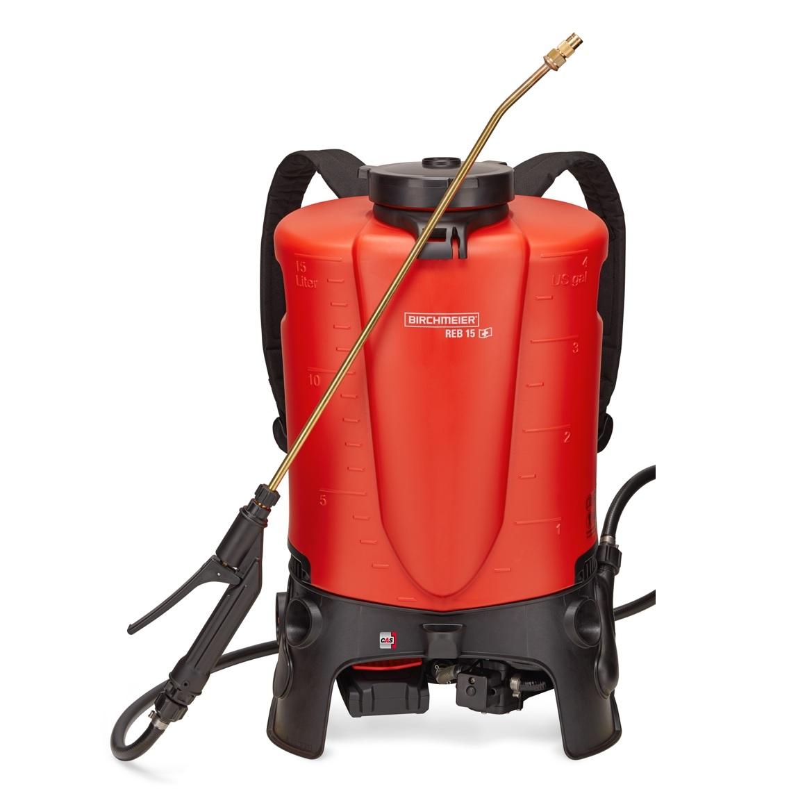 Birchmeier-REDB15-Battery-Back-pack-Sprayer-15litre