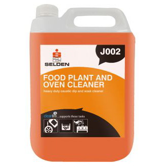 S20 Caustic food plant and oven cleaner 5ltr
