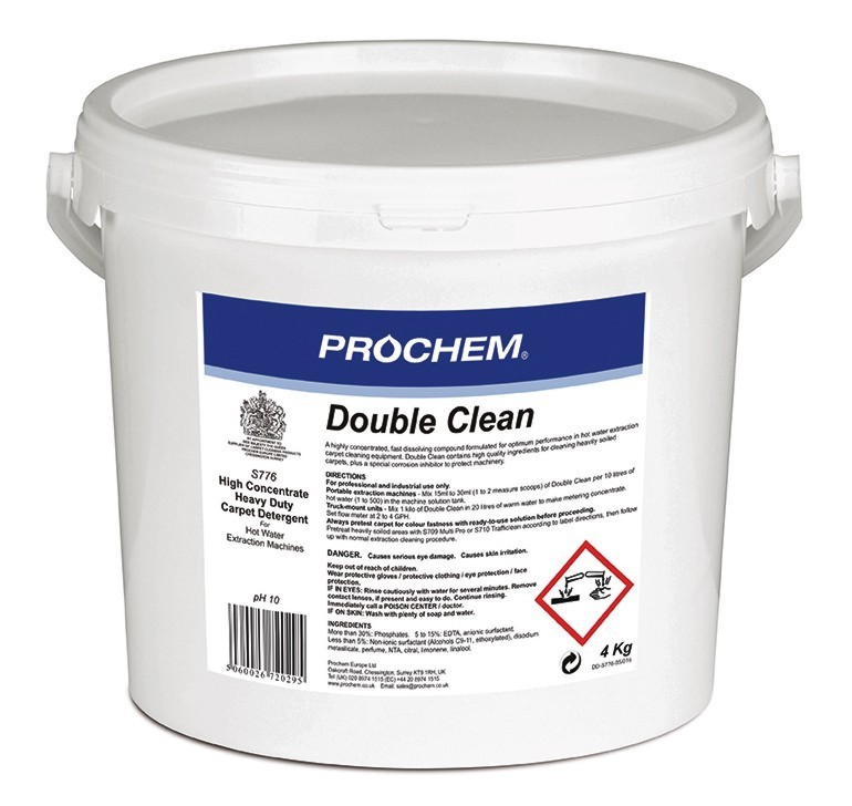 Prochem Double Clean 4kilo