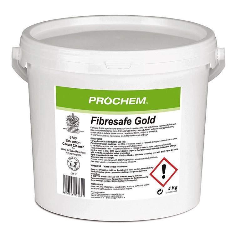 Prochem Fibresafe Gold 4kilo