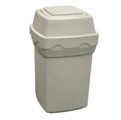 Nappy Bin 50litre - 640x410x410mm white