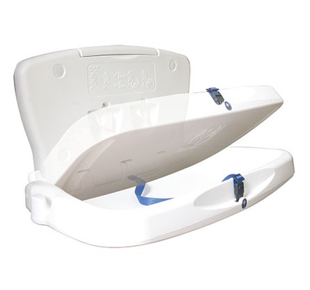 Babyminder-Horizontal-Changing-Unit---WHITE
