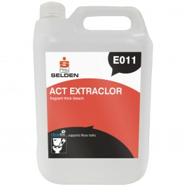 Extraclor - Fragrant Thick Bleach 5litre