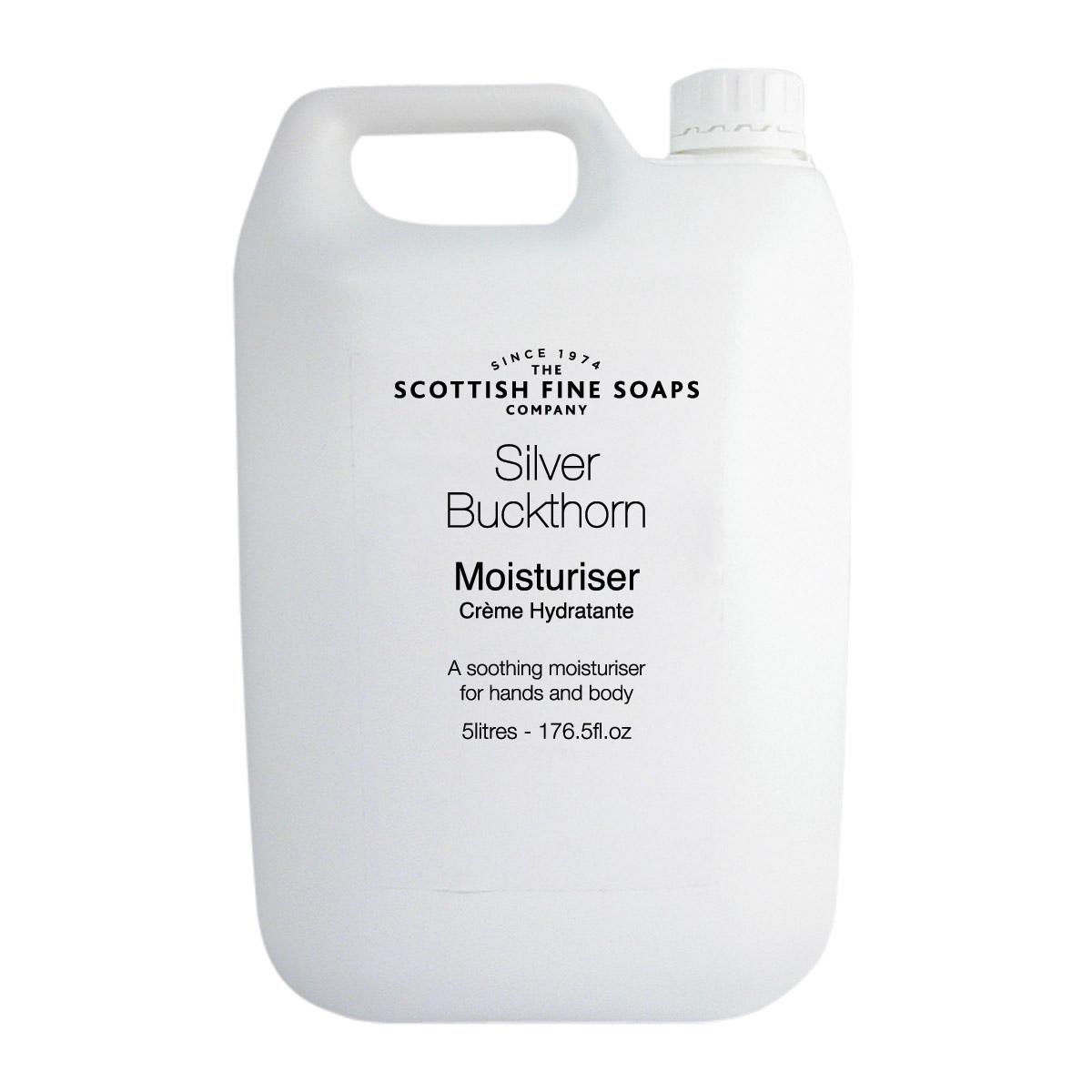 Silver Buckthorn Moisturiser 5Ltr