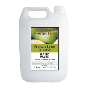 SFS French Lime & Basil Hand Wash 5litre