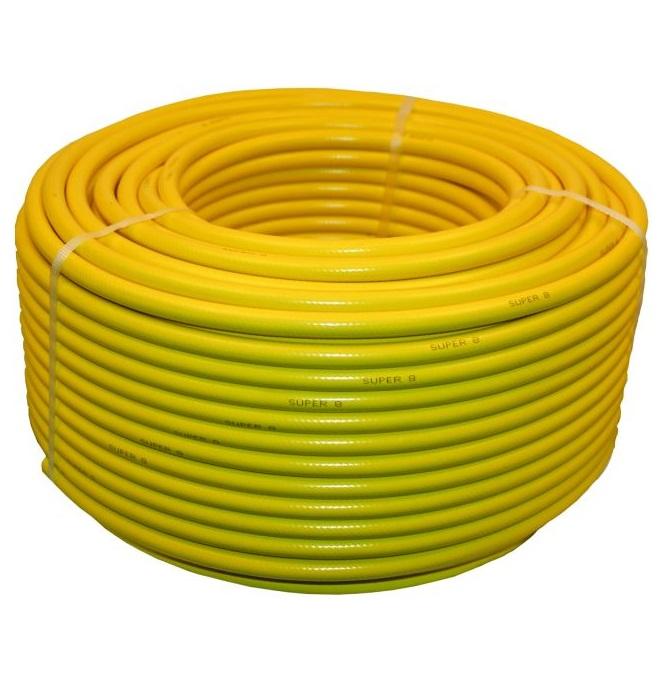 Super-8™ Hose Yellow - priced per 100m