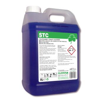 STC Toilet & Washroom Cleaner/Descaler 5litre