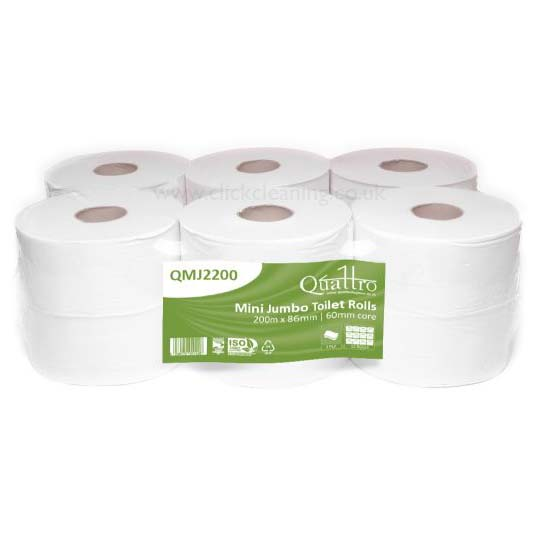 200m-MINI-Jumbo-Toilet-Rolls-2.25-inch--12-rolls--QMJ2200