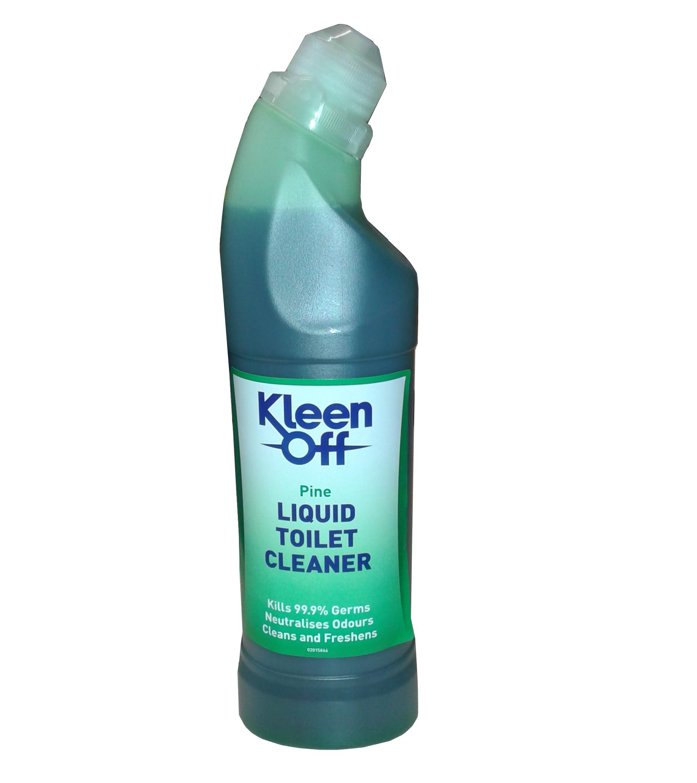 Pine Kleenoff Liquid Toilet Cleaner (single)
