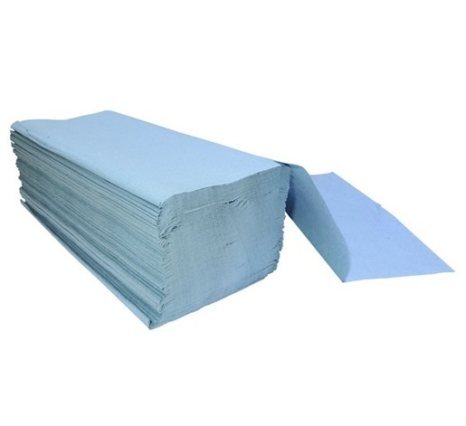 Blue-Interfold-Hand-Towels-25x19cm-1ply--15x240--