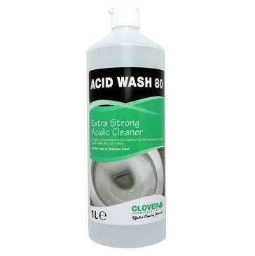 Acid Wash 80 1litre (single)