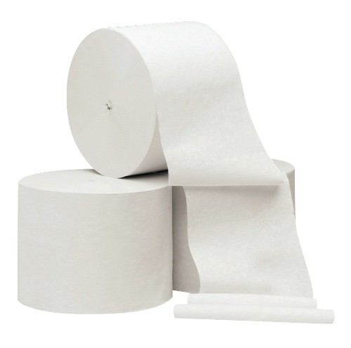 Coreless Pure Toilet Roll 2ply 100m (36 rolls) QCTR100