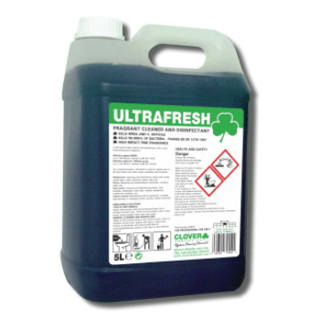 Ultrafresh Fragrant Cleaner Disinfectant 5litre