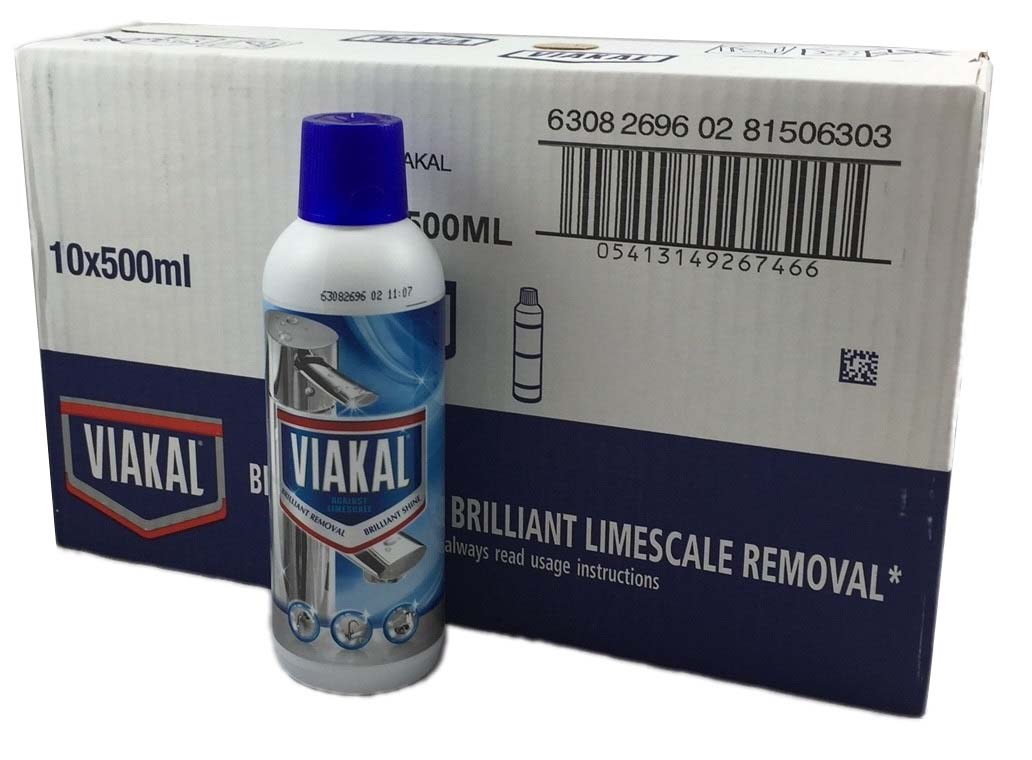 Viakal-Descaler-POURER-10x500ml