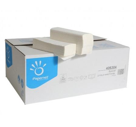 Pallet-of-Papernet-Z-Fold-Hand-Towels---4000-per-case--32-cases-per-pallet-