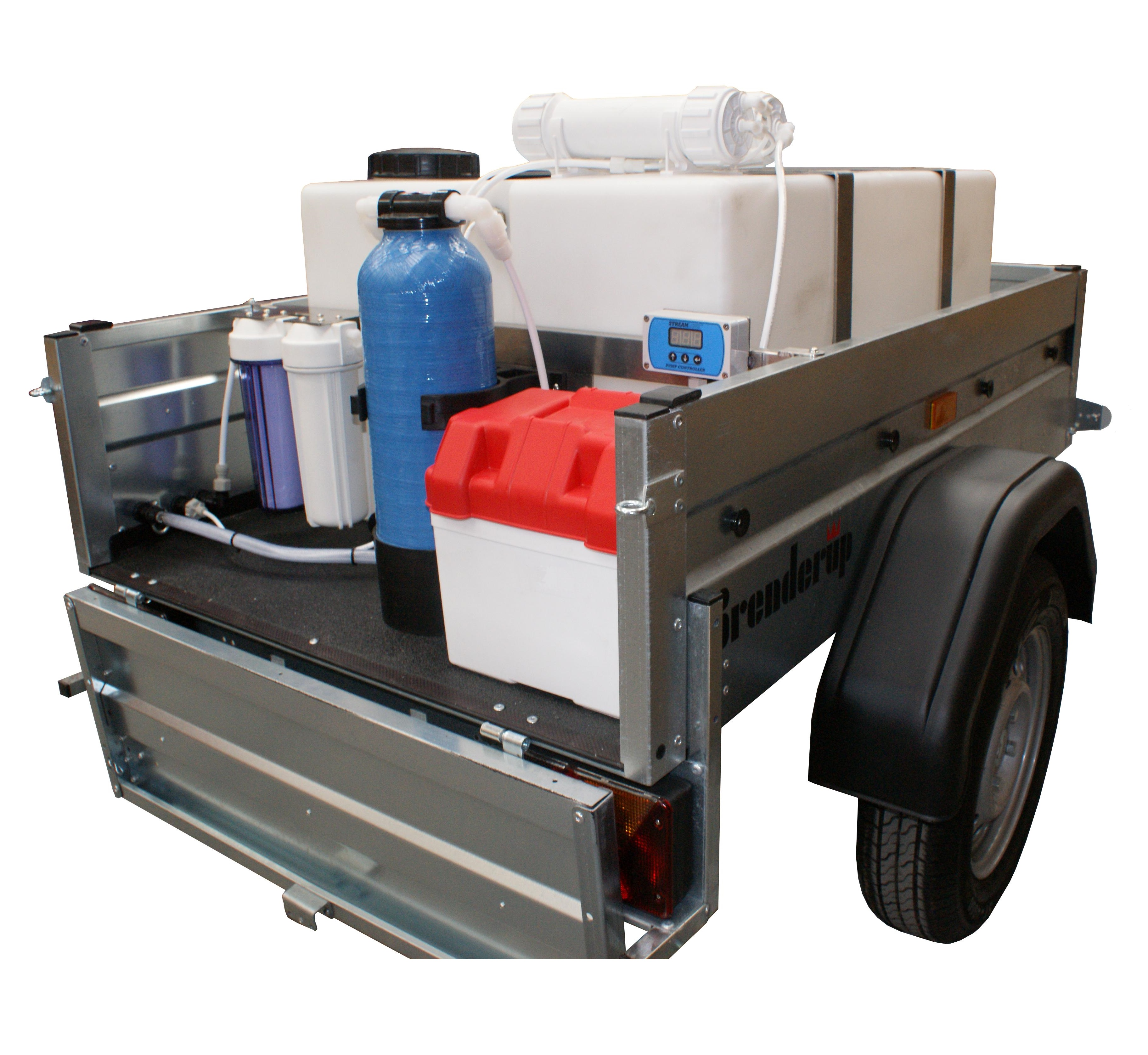 250ltr-Trailer-System---600PD-reverse-osmosis