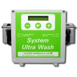 Ultrawash Dishwash & Glasswash Dispenser System