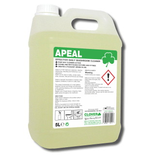 APEAL Bathroom Cleaner 5litre (bulk fill)