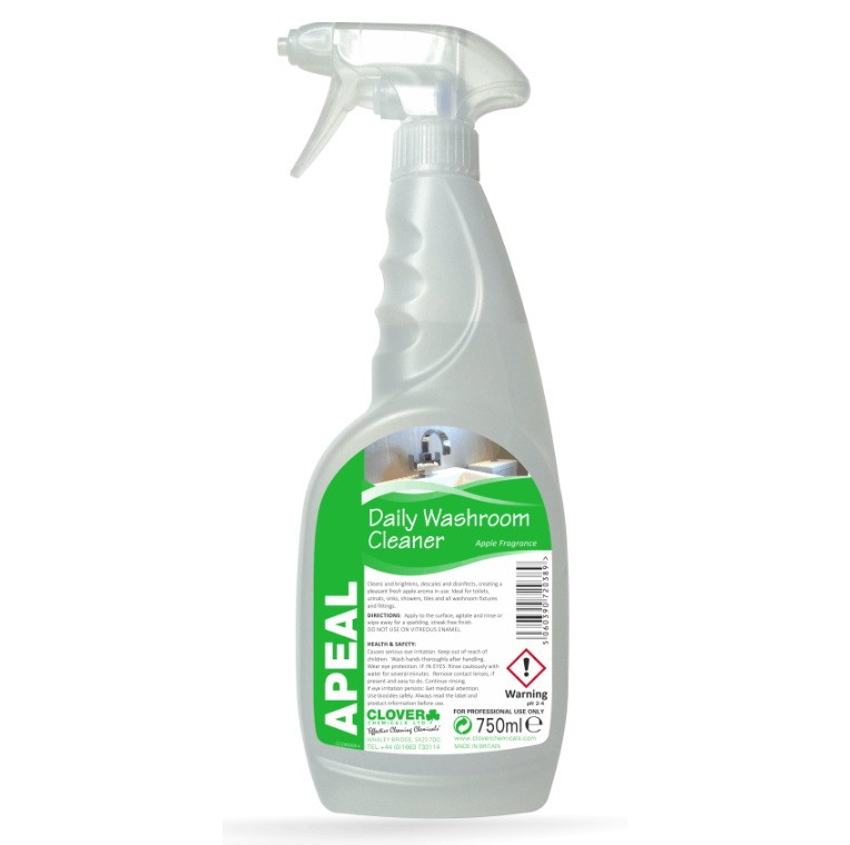 APEAL Bathroom Cleaner 750ml (single)