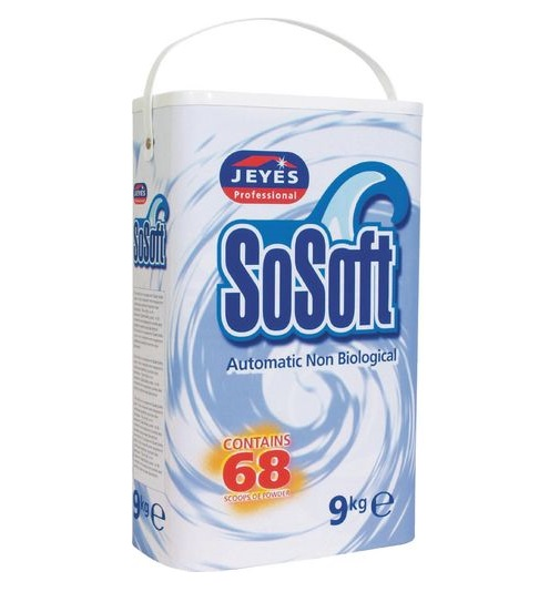 SoSoft Non-Biological Powder 9KG