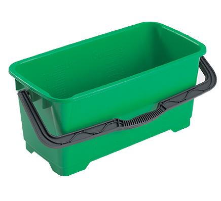 Unger Large Green Oblong Bucket 28litre