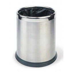 10litre-Stainless-Steel-Round-Waste-Basket-