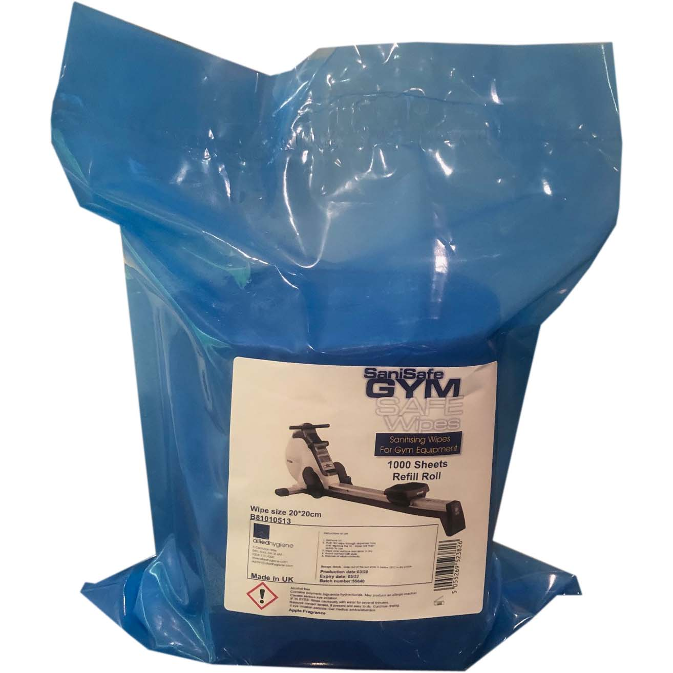 Sanisafe4-Sanitising-Gym-Wipes-Refill-Bag-200x200mm--1000sh--x-3