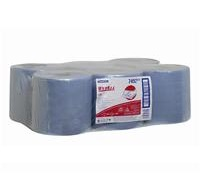 Wypall-7492-L10-Extra+-BLUE-Centrefeed--6x400Sh-