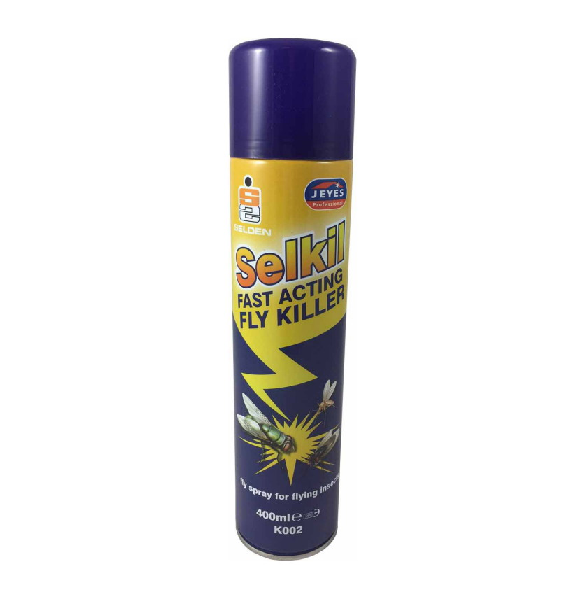 SELKILL - for flying insects 400ml (single)