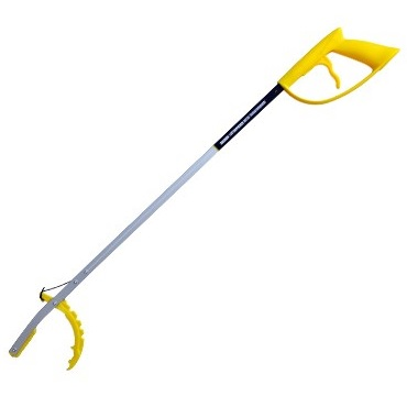 Trigger litter picker