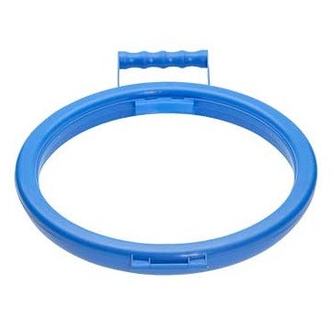 Handy-Hoop-waste-sack-holder-BLUE